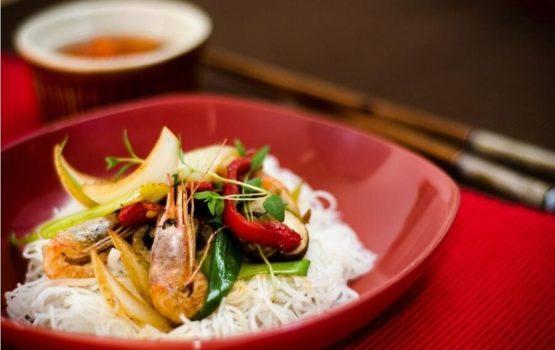 l arroz, el ingrediente estrella de la comida china