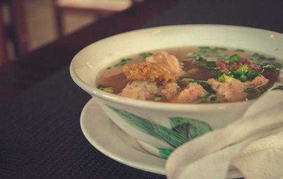 La sopa china, tu plato caliente para este otoño